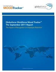 Workforce Mood Tracker - Globoforce