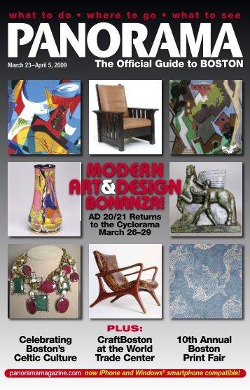 ART&DESIGN - Panorama Magazine