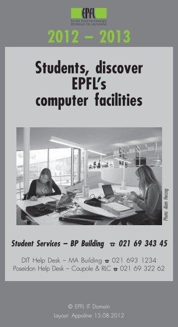English version (August 2012) - DIT - EPFL