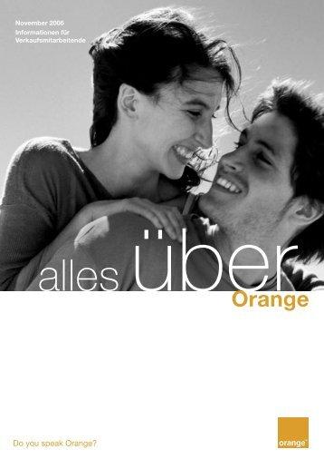 Internet - Orange
