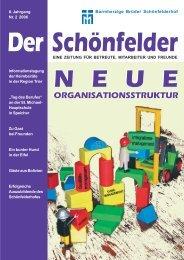 Der Schönfelder - Barmherzige Brüder Trier e. V.