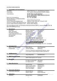 Ausschreibung (PDF, 138kB) - Motorbootrennsport