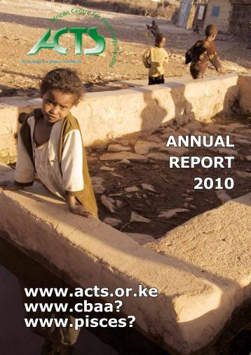 Annual Report 2010 - African Centre for Technology Studies