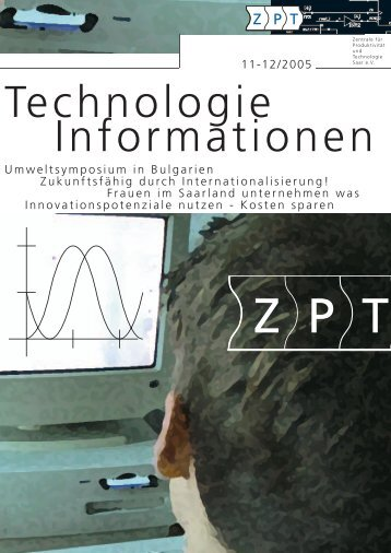Ausgabe November / Dezember 2005 - ZPT