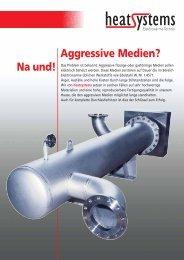 Aggressive Medien? Na und! - Heatsystems