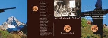 Folder Natur aus Osttirol - Geschenk-Kistl