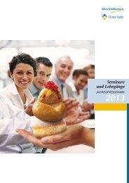 Das Jahresprogramm als PDF-Datei zum Download - MeisterMarken