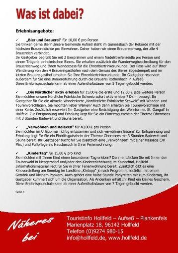 hier (pdf) - Hollfeld