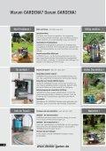 Wasser gezielt fördern - Seite 4