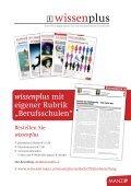 Katalog Berufsschulen - Wissen ist MANZ - Seite 2