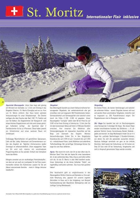 Ski- & Snowboardreisen - U. L. Tra Tours