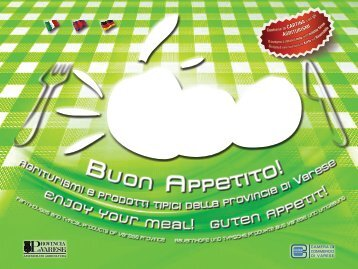 Buon Appetito! - Varese Land of Tourism