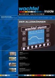 inside - Wachtel