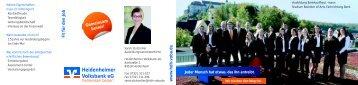 Weitere Infos zur Ausbildung zum Bachelor of Arts - Heidenheimer ...