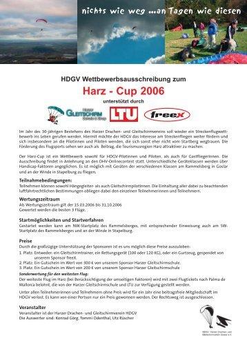 Regeln - HDGV