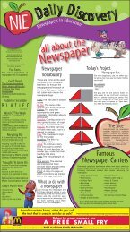 Famous Newspaper Carriers - Newspapers In Education - Sidney ...