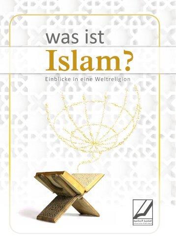 Islam? - Way to Allah