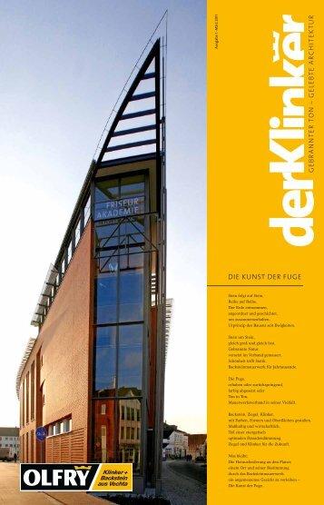 derKlinker Ausgabe 1, März 2011 - Olfry