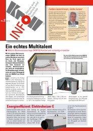 Ein echtes Multitalent - Kroll GmbH