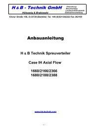 deutsch - H+B Technik