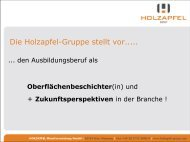 HQQ HLQH JROGVFKLPPHUQGH + ... - Holzapfel Group