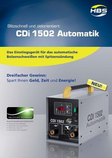 CDi 1502 Automatik - HBS