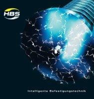 Intelligente Befestigungstechnik - HBS