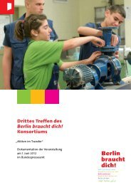 Berlin braucht dich! - BQN-Berlin