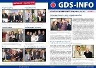 GDS Infofolder 2011-2012 - Gemeinschaft der Selbständigen ...