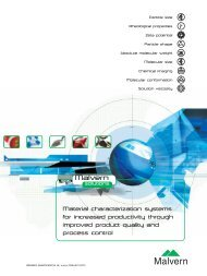 Brochure: Systems, Services, and Solutions for Material - Alfa Test