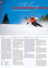 SportClub Wald am Arlberg - Aktives Reisen