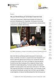 """Feature """"Wie aus Weiterbildung ein lohnendes Investment wird"""