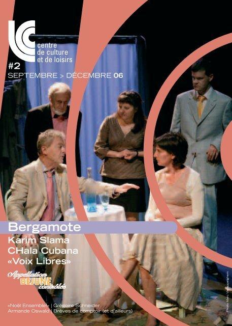 Bergamote Karim Slama Chala Cubana «voix Libres