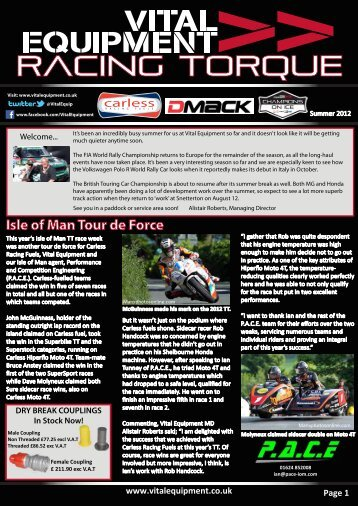 Racing Torque 3 Final Low res pdf - Vital Equipment