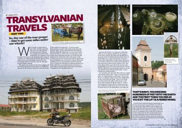 part 2 - Adventure Motorcycle Tours