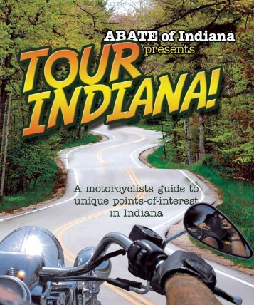 Abate of indiana's 2012 tour indiana