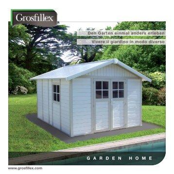 GX-plaquette abris 25oct10.indd - Grosfillex Garden Home