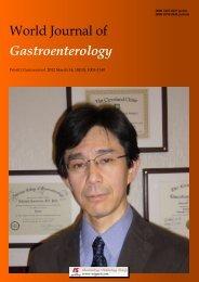 Download - World Journal of Gastroenterology