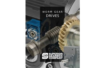 DRIVES - Superior Gearbox Company