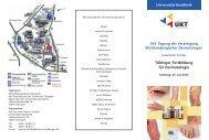 104. Tagung der Vereinigung Württembergischer Dermatologen