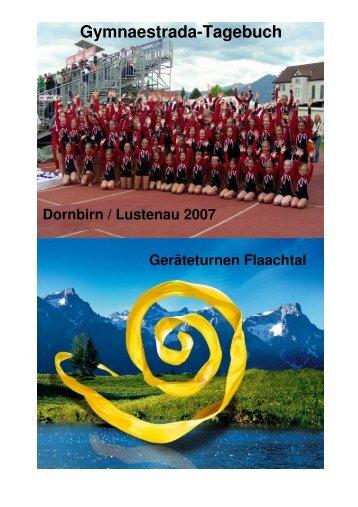 Gymnaestrada-Tagebuch - Getu Flaachtal
