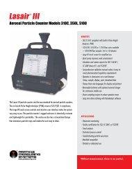 Lasair® III - Prager Elektronik