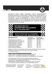 MOTORRAD WM 2012 GROSSER PREIS VON VALENCIA 09.-11 ...