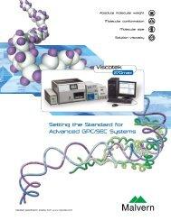 Brochure: Viscotek 270 Max - A4 Low Res - Malvern
