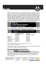 MOTO GP GRAND PRIX DE TCHÈQUIE 23 - 25 août 2013, Brno