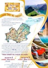 PENSIONE VILLA IDA - MOTO TOUR DEL MOLISE - Moliseventi