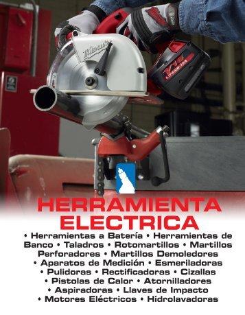 HERRAMIENTA ELECTRICA - Ferreteria Calzada