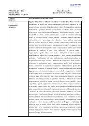 Mod. PM FIN ANNO SC. 2011-2012 Classe IV Sez. M Materia: Fisica ...