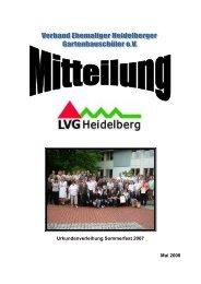 Mitteilungsblatt 1/2008