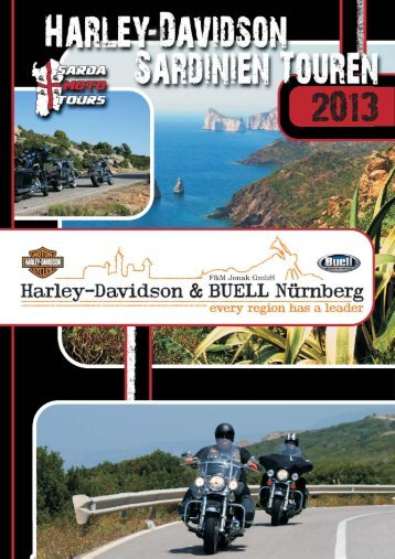 Moto - Harley-Davidson & BUELL Nürnberg